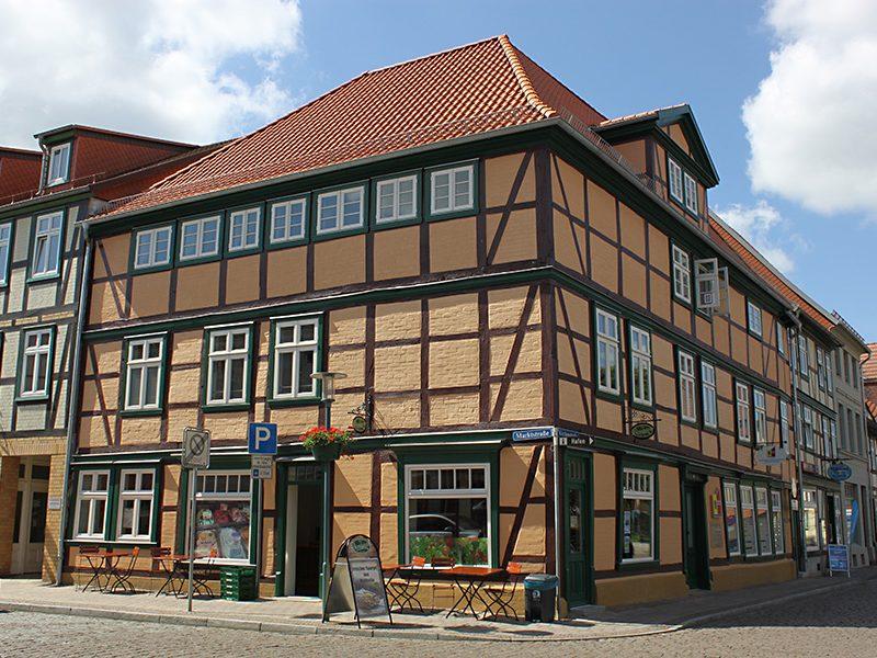 Umbau Wohn- und Geschäftshaus Grabow