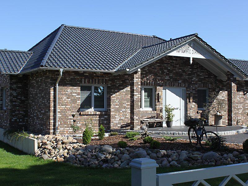 Neubau Einfamilienhaus mit Doppelcarport Spornitz