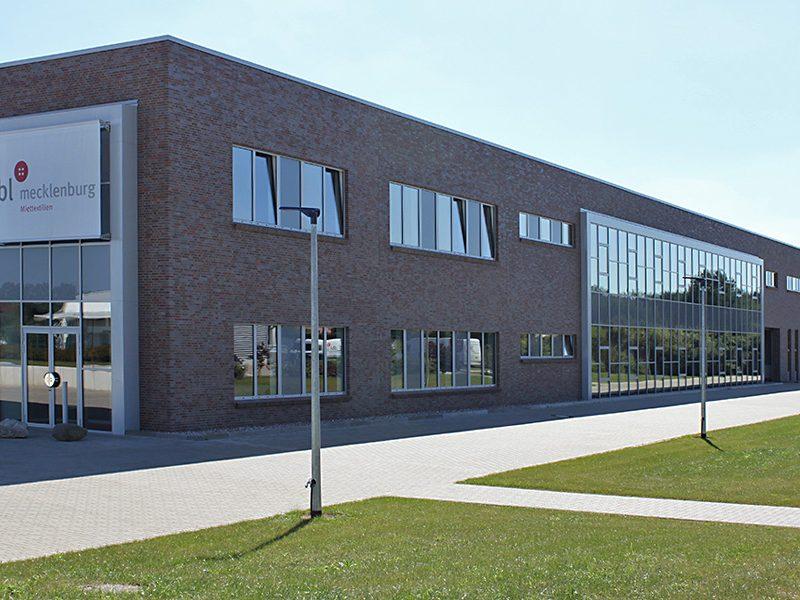 Neubau Verwaltungsgebäude Parchim