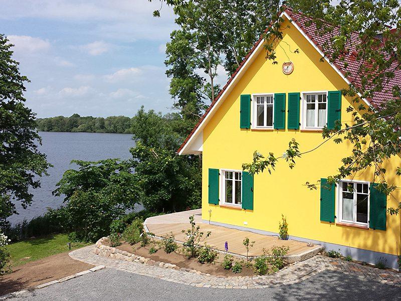Neubau Einfamilienhaus am Schweriner See