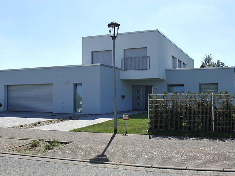 Neubau Einfamilienhaus mit Garage in Parchim