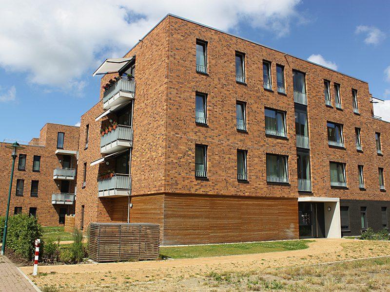 Neubau von 42 Wohnungseinheiten in Ludwigslust