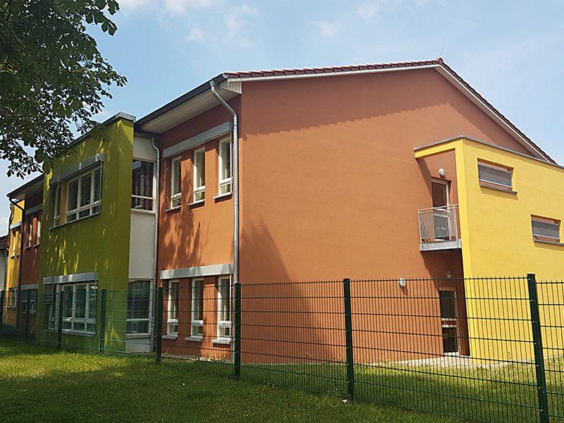 An- und Umbau Regionalschule Lübz