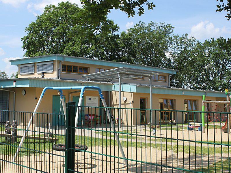 Neubau Kindertagesstätte Matzlow